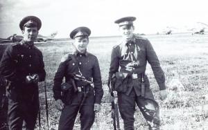 Москалев, Плотников, Ушаков
