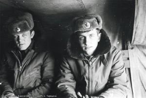 Юрий Здор и Александр Терешкин