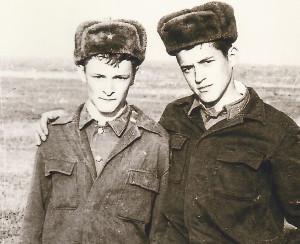Владимир Плотников и Владимир Бодров
