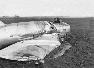 Аэродром Поворино. Гера Егоров выскочил из горящей кабины за секунду до срабатывания катапульты