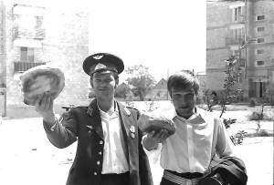 Владимир Юхимчук и Дмитрий Черемохин