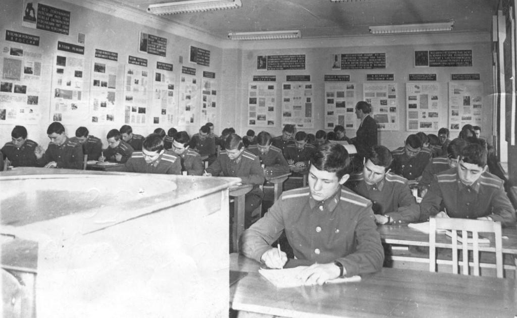Борисоглебск 1973, БВВАУЛ