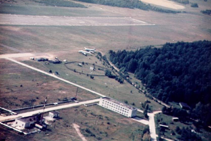 Аэродром Борки