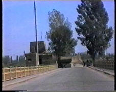 Мост через Терек в Ищерской