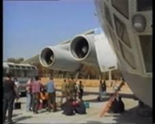 Прилетели в Душанбе