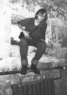 Саша Соловов спускается в подземелье