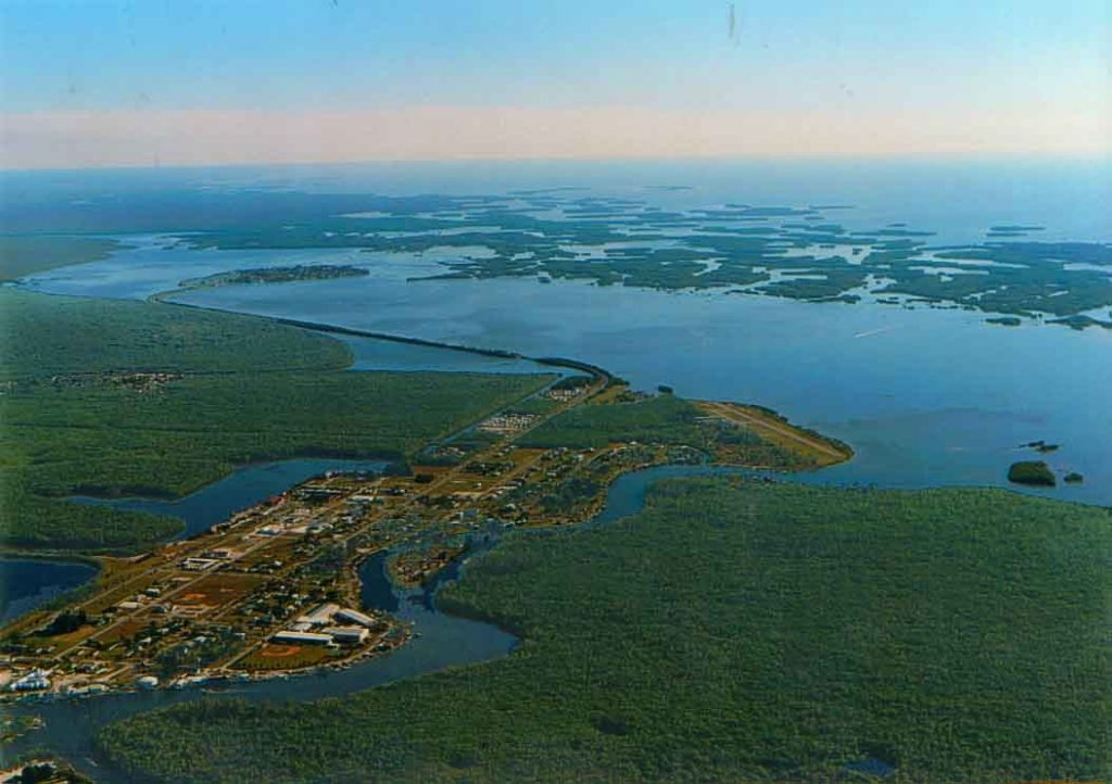 Заповедник Everglades