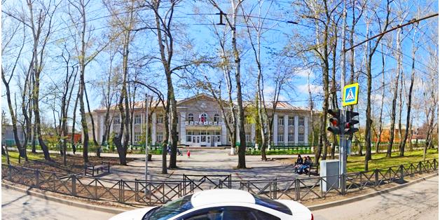 Улица Дзержинского, средняя школа №24
