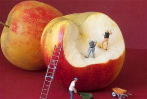 Яблочно-вишневый «Миус-фронт»
